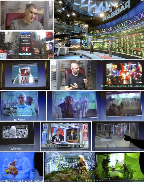 Ejemplo tecnologias para Cine de Brainstorm