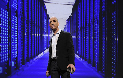 Jeff Bezos 500 Big Data