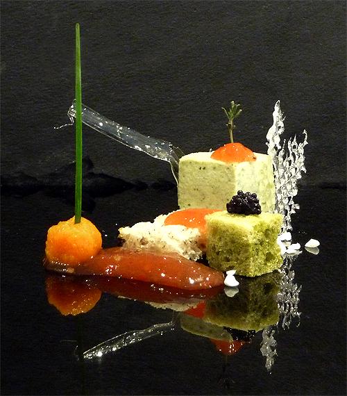 Adolfo plasencia blog archive microempresa alquimia e for Tecnicas de cocina molecular