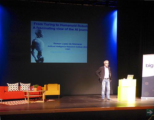 Ramon Lopez de Mantaras Conferencia p